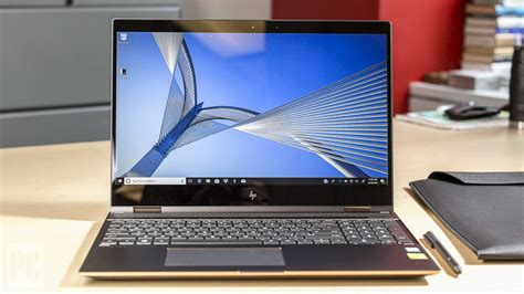 hp spectre x360 15 2018 review rating pcmag