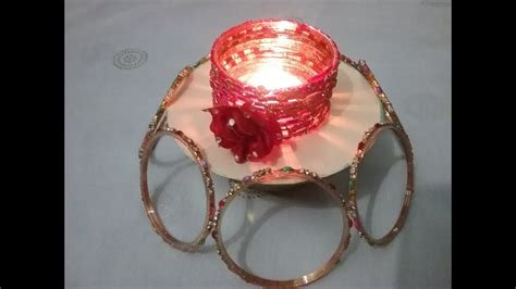 diy waste bangles craft ideas  diwalihand  home