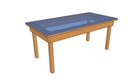 useful wood bistro table plans
