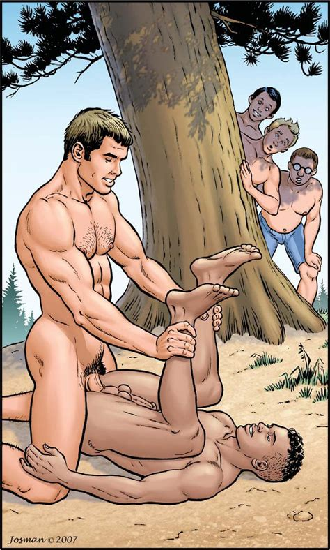 Porn Lover S Blog Gay Cartoons 2 0