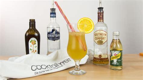 Southern Comfort Mischen by Cocktail Cocktailwelt Net