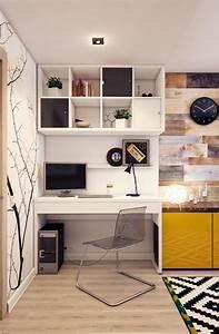 Meubles Bureau La Maison Modernes Pour Optimiser L39espace