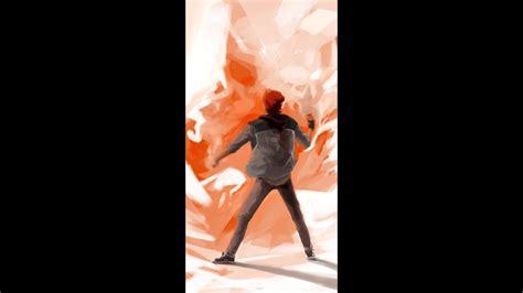 Delson Rowe Infamous Second Son Fan Art Youtube