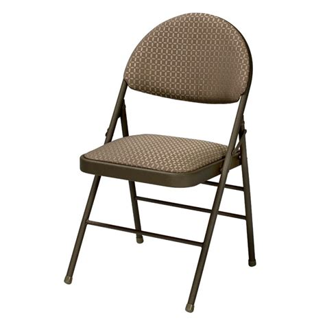 cosco home and office fabric folding comfort chair set