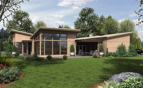 contemporary prairie style house plans small one 10 ranch house plans with a modern feel
