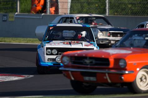 Fiat 131 Abarth - Driver: Michel Chabran / Eric Mallen ...