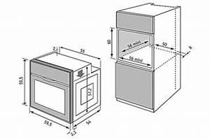 four encastrable quelle dimension With dimension meuble four encastrable