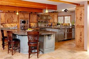 Knotty Oak Kitchen Cabinets - Veterinariancolleges