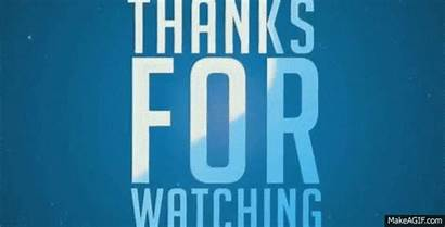 Watching Thanks End