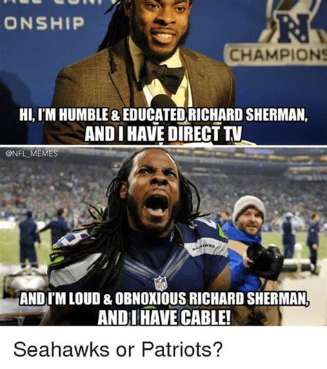 Cable Meme - 25 best memes about richard sherman richard sherman memes
