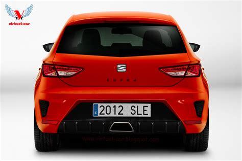 2017 Seat Leon Sport Fr Car Photos Catalog 2018