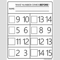 Number Order Kindergarten Free Printable Worksheets Numbers 120  Planes & Balloons Blog