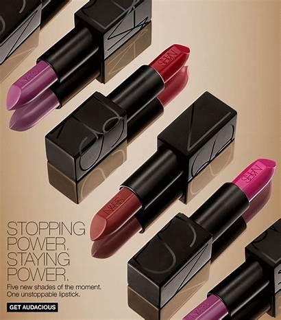 Lipstick Makeup Nars Cosmetics Glam Chanel Lipsticks