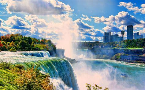 niagara falls canada landscape hd wallpaper preview