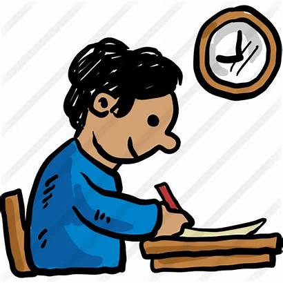 Exam Icon Icons Homework Education
