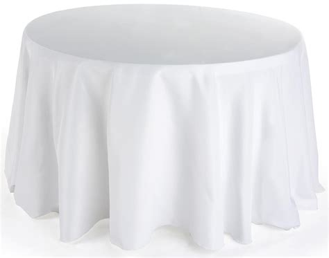 round white table cloth round dining table cloth ivory linen with 108 quot diameter