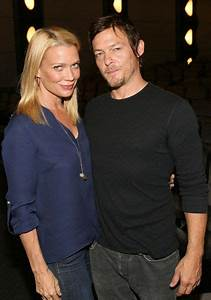 Norman Reedus & Laurie Holden | TV | The Walking Dead (Fan ...