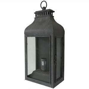 Lanterne Exterieur A Poser : lanterne lectrique murale fer ext rieur ancien provins ~ Dailycaller-alerts.com Idées de Décoration