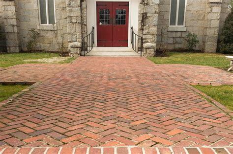 brick sidewalk masonry repair installation restoration richmond va area contractor traditional masonry inc