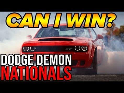 Matt leblanc lives life a quarter mile at a time in the dodge demon. Can I Win the Dodge Demon Nationals? | SRT Demon VS Demon 1/4 Mile Drag RACE - YouTube