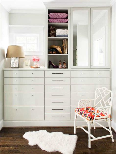 Closet With Drawers And Shelves by Photo Page Hgtv