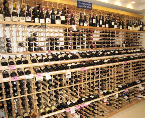 Liquor Wine Store Shelving Wood Shelving Kent Store