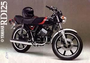 Yamaha 125 Rdx : vous avez dit nostalgie pierre laffargue ~ Medecine-chirurgie-esthetiques.com Avis de Voitures