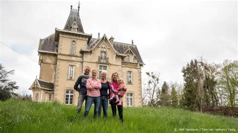 chateau meiland krijgt tweede seizoen ditjes datjes