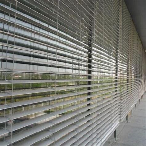 Curtain Wall Louvers