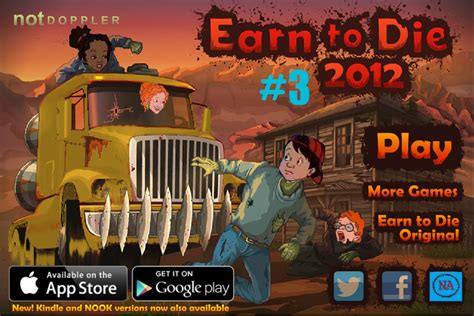 Earn To Die 2012 Part 3