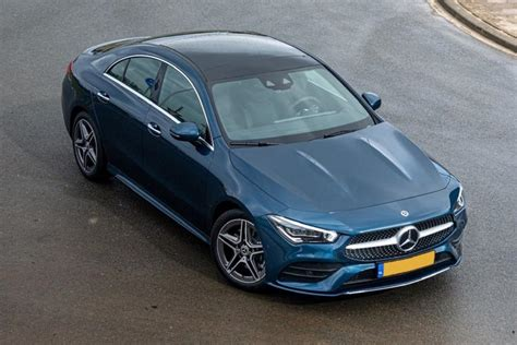 2020 mercedes benz cla new compact four door coupe. Mercedes-Benz CLA 200 Business Solution AMG (2020) #3 ...