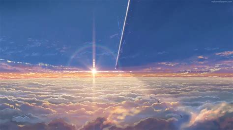 Animated Cloud Wallpaper - wallpaper engine anime asteroid clouds animated