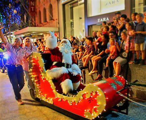christmas parade and pantomime brisbane cbd brisbane