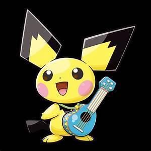 E3 10: New Pokemon Ranger trailer is OMG UKULELE PICHU  Pokemon