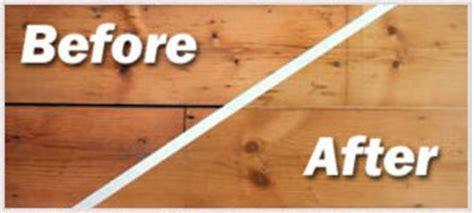 Filling Gaps in Prefinished Wood Floors   Floor Central