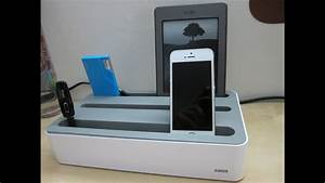 Anker 5 Device Charging Station Review