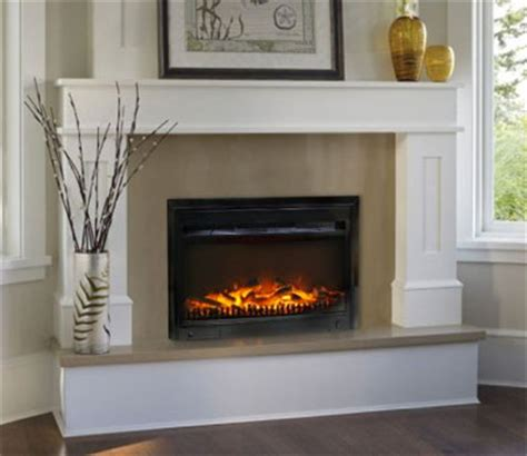 electric fireplaces give  heat heres