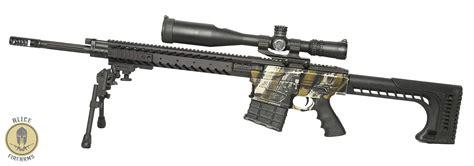 nemo omen  win mag semi auto sniper rifle demo set