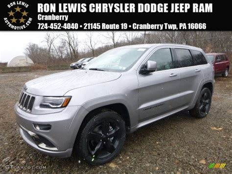 2016 silver jeep grand cherokee jeep cherokee 2016 colors autos post