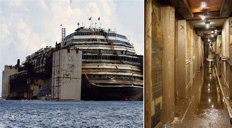 Interni Costa Concordia - reflotan el crucero costa concordia c 243 mo ha quedado su