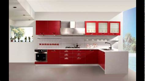 Kitchen Furniture Design In India  Youtube