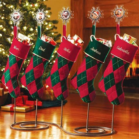 How To Christmas Decorate Your Room by Charming Christmas Stocking Holder Stands Homesfeed