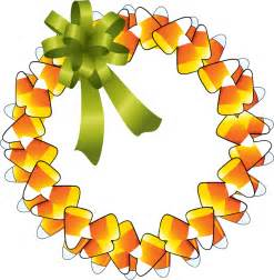Thanksgiving Candy Corn Clip Art