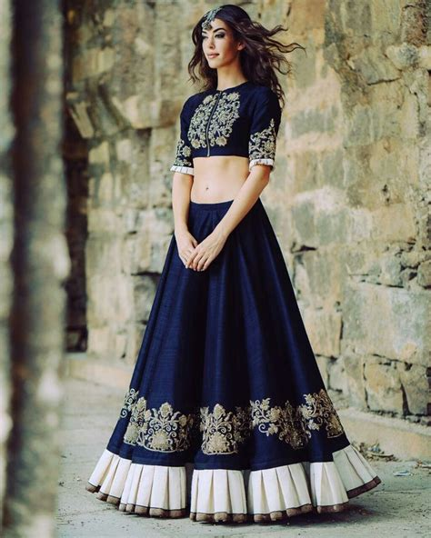The 25  best Lehenga designs ideas on Pinterest