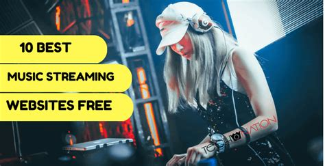 10 Best Online Music Streaming Sites (free Music) 2018
