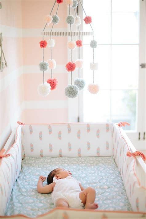 Baby Zimmer Deko by 1001 Ideen F 252 R Babyzimmer M 228 Dchen