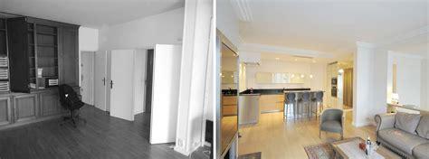 avant apr 233 s transformation d un bureau en appartement de 85m2