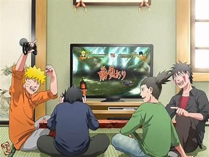 Naruto Uzumaki Games Sasuke