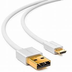 Micro Usb Schnellladekabel : deleycon micro usb kabel datenkabel schnellladekabel 5 l ngen wei deleycon ~ Eleganceandgraceweddings.com Haus und Dekorationen