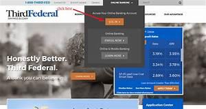 Third Federal Savings And Loan Online Banking Login